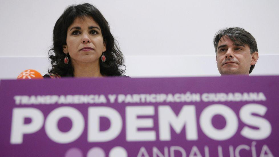 Teresa Rodríguez Presenta Una Queja Contra Tve Por Emitir Una