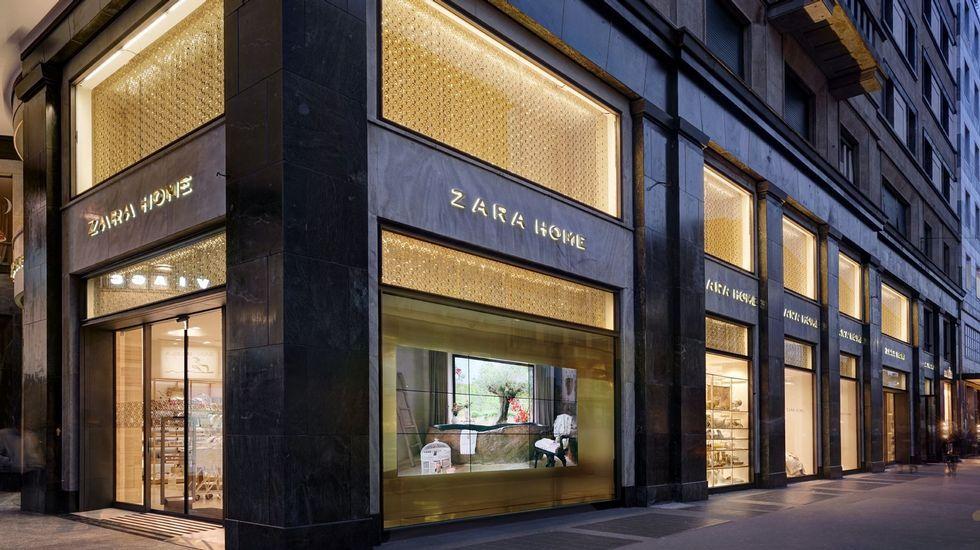 05897144f Inditex inaugura el Zara Home más grande del mundo en Milán