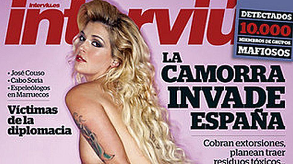La Número 5 De La Candidatura De Sinaí Giménez Desnuda En La
