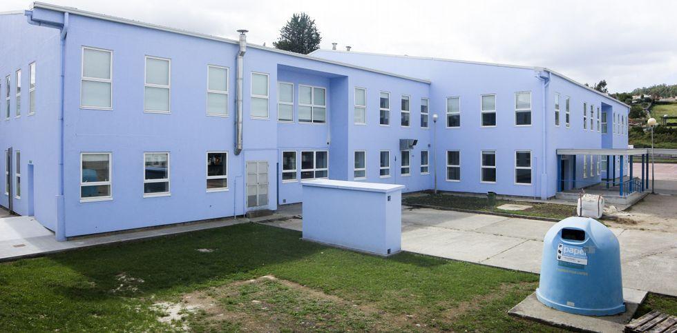 Resultado de imagen de colegio ponte dos brozos