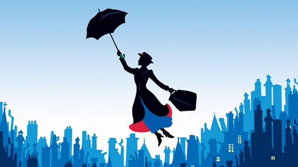 Disney sacará una nueva versión de «Mary Poppins»