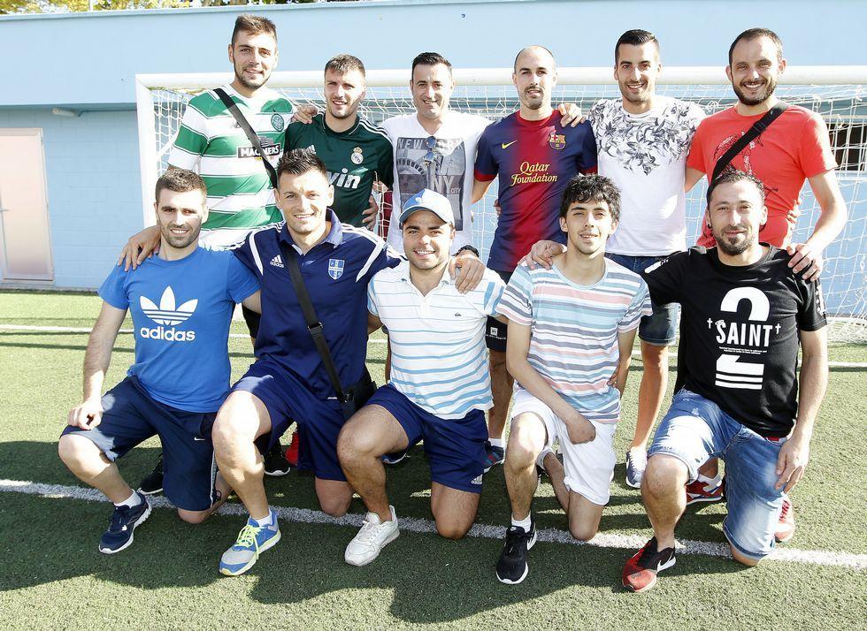 545be9d6679 El equipo de Adrián Camiño lleva cuatro años ganándolo todo, con los  decanos de Ricardo Fernández a su estela. Los torneos estivales de F-7  mueven en Arousa ...