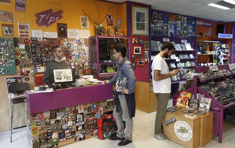 Un Nuevo Cierre Deja A La Ciudad Con Solo Dos Tiendas De Discos