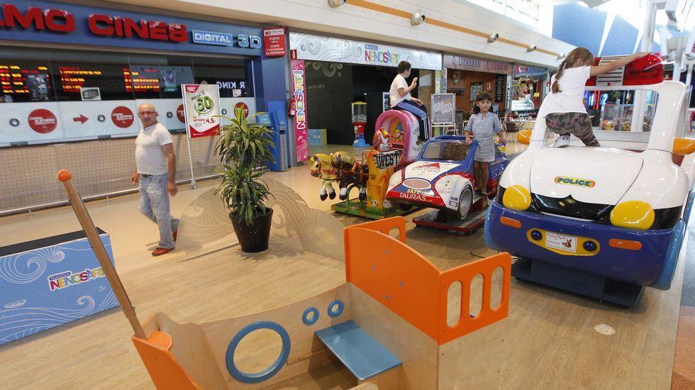 El Segundo Mayor Centro Comercial De Vigo Pasa A Manos De Un Fondo Israelí