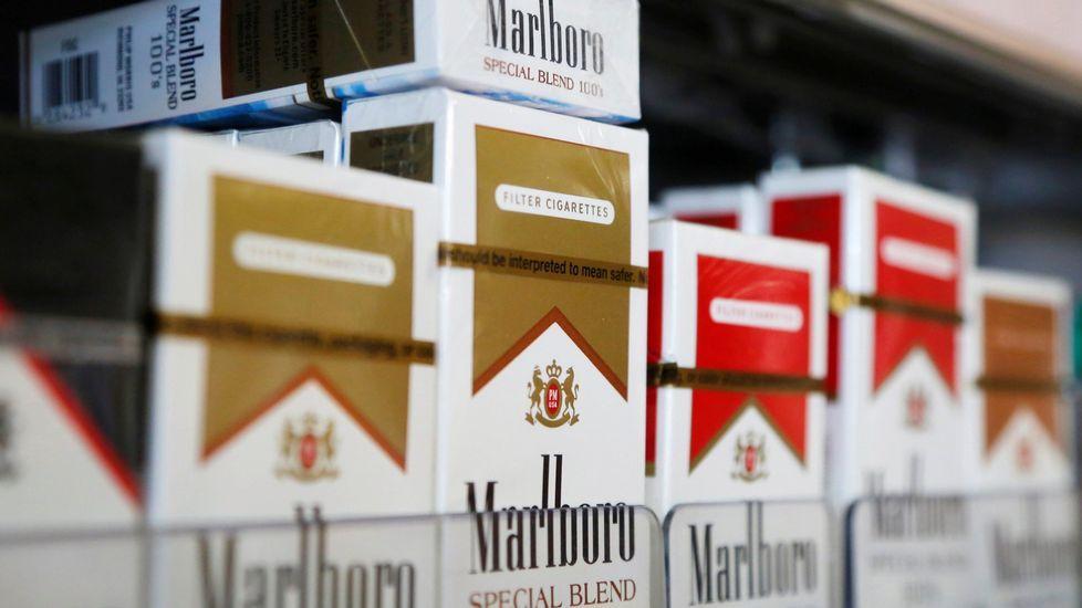 Sube El Precio De Algunas Marcas De Tabaco Tras La Subida De