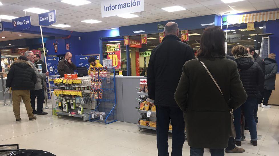Bricoking cierra cinco tiendas en Galicia y mantiene las otras nueve