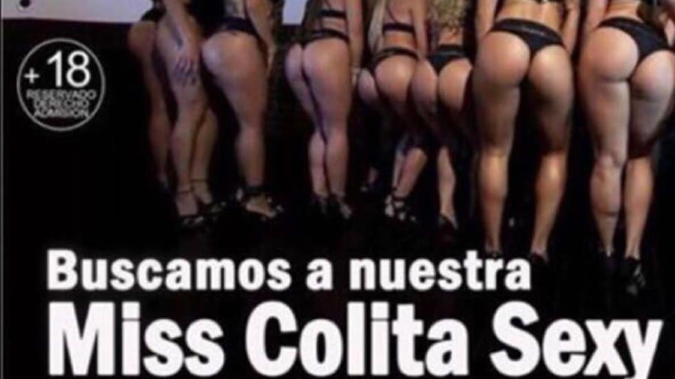 Suspenden El Miss Colita Sexy Un Concurso De Culos En Un Pub De
