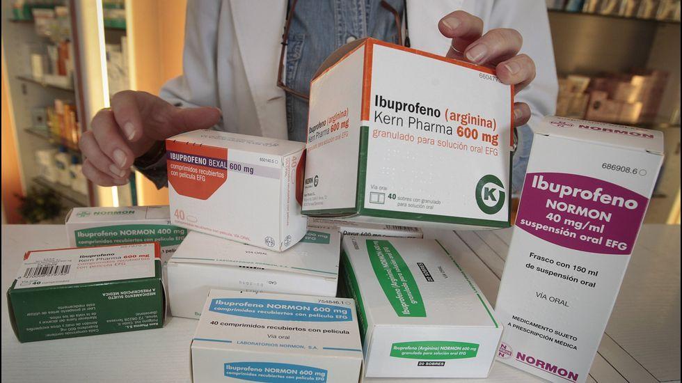 consecuencias por tomar mucho ibuprofeno