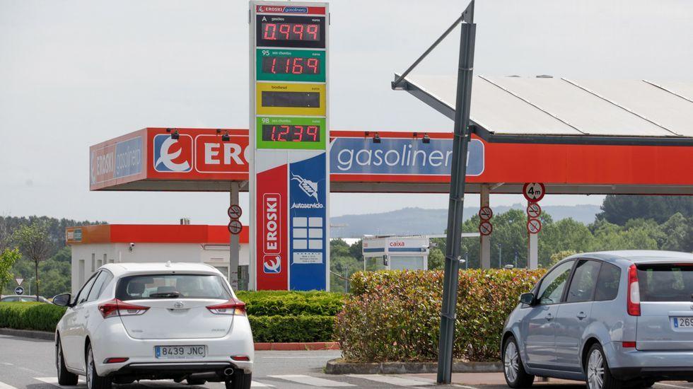 Lugo Entre Las Tres Provincias Con El Precio Del Gasoil Mas Caro