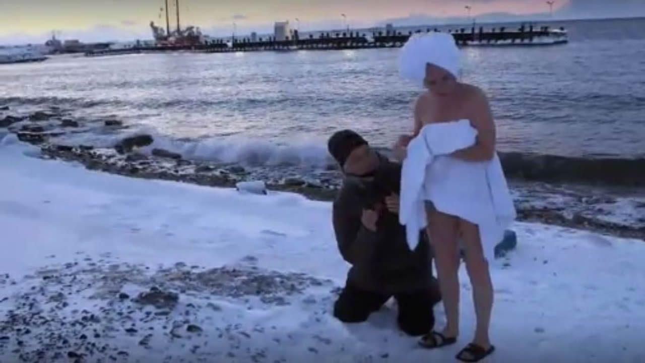 El Desnudo Integral De Mercedes Milá En Pleno ártico En Planeta