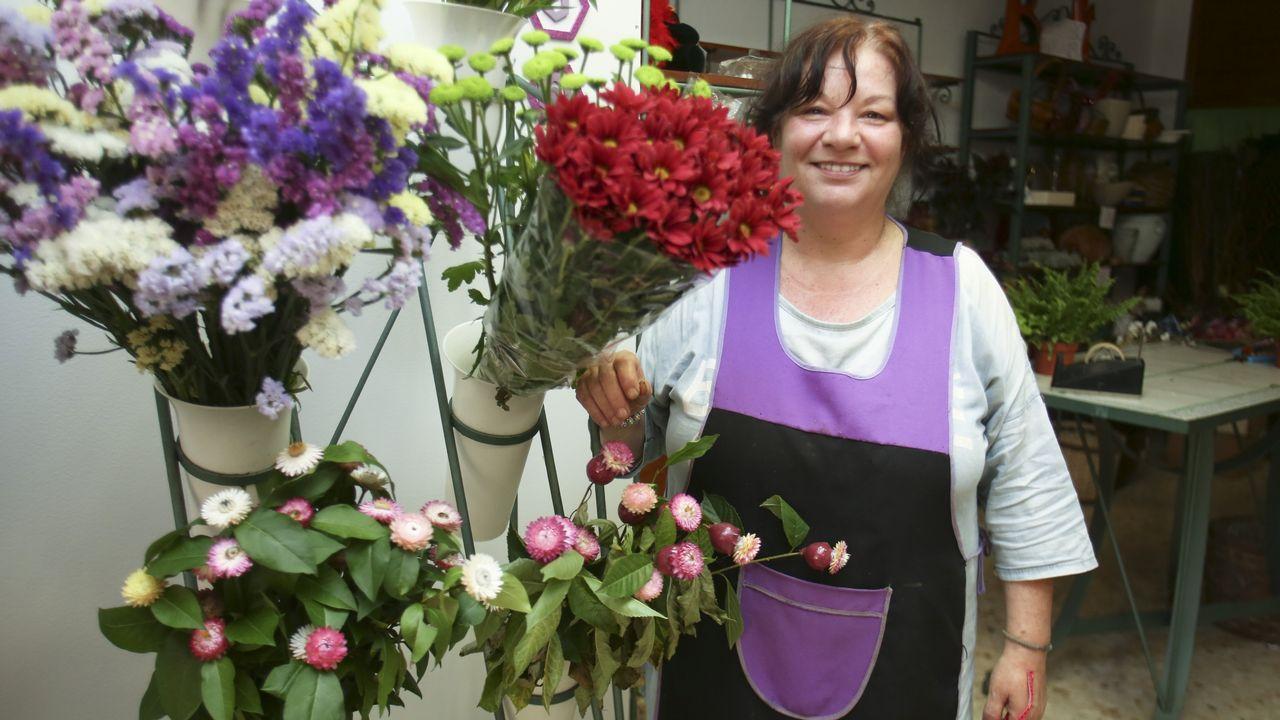 A Florería Se Convierte En Una Escuela