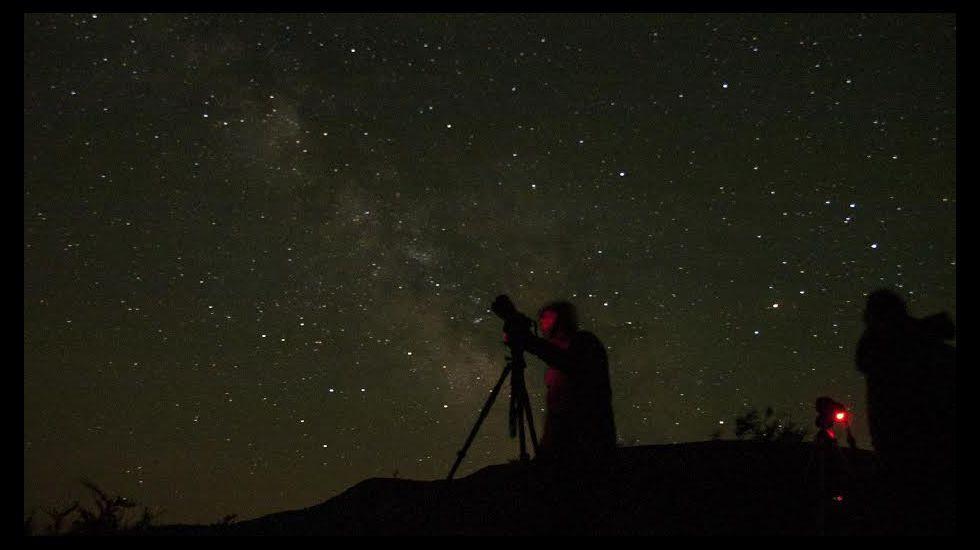 Resultado de imagen de cielo nocturno