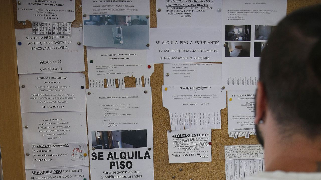 Los Estudiantes Tendran Que Pagar Hasta Un 10 Mas Por Un Piso Este