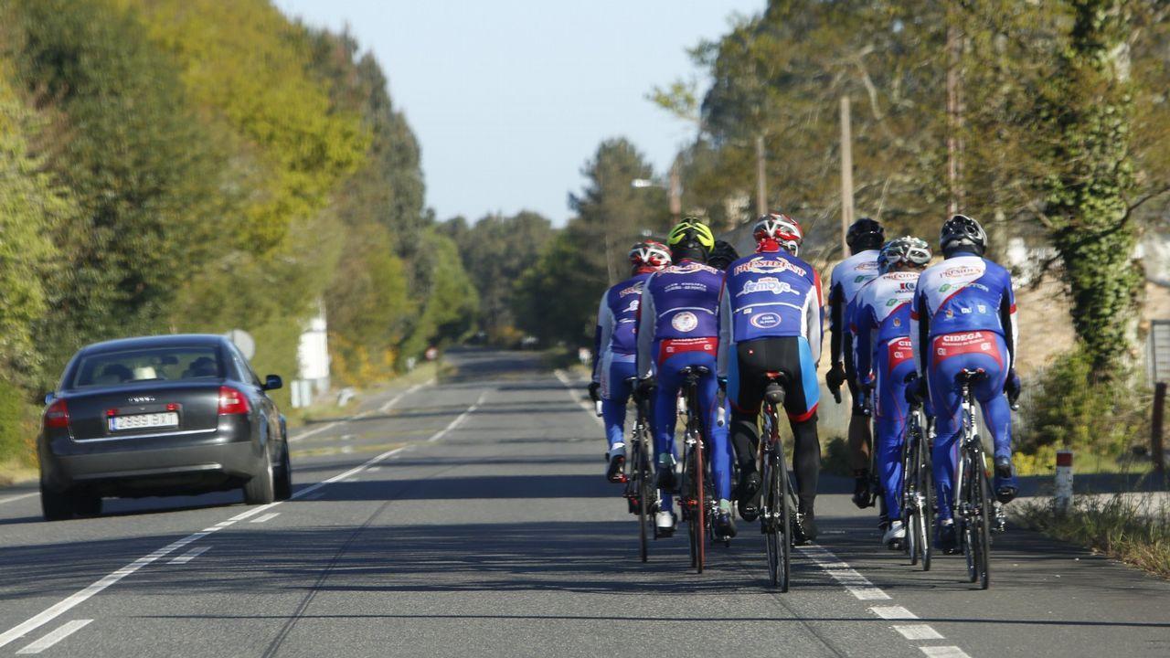 Qué puede y qué no puede hacer un ciclista?