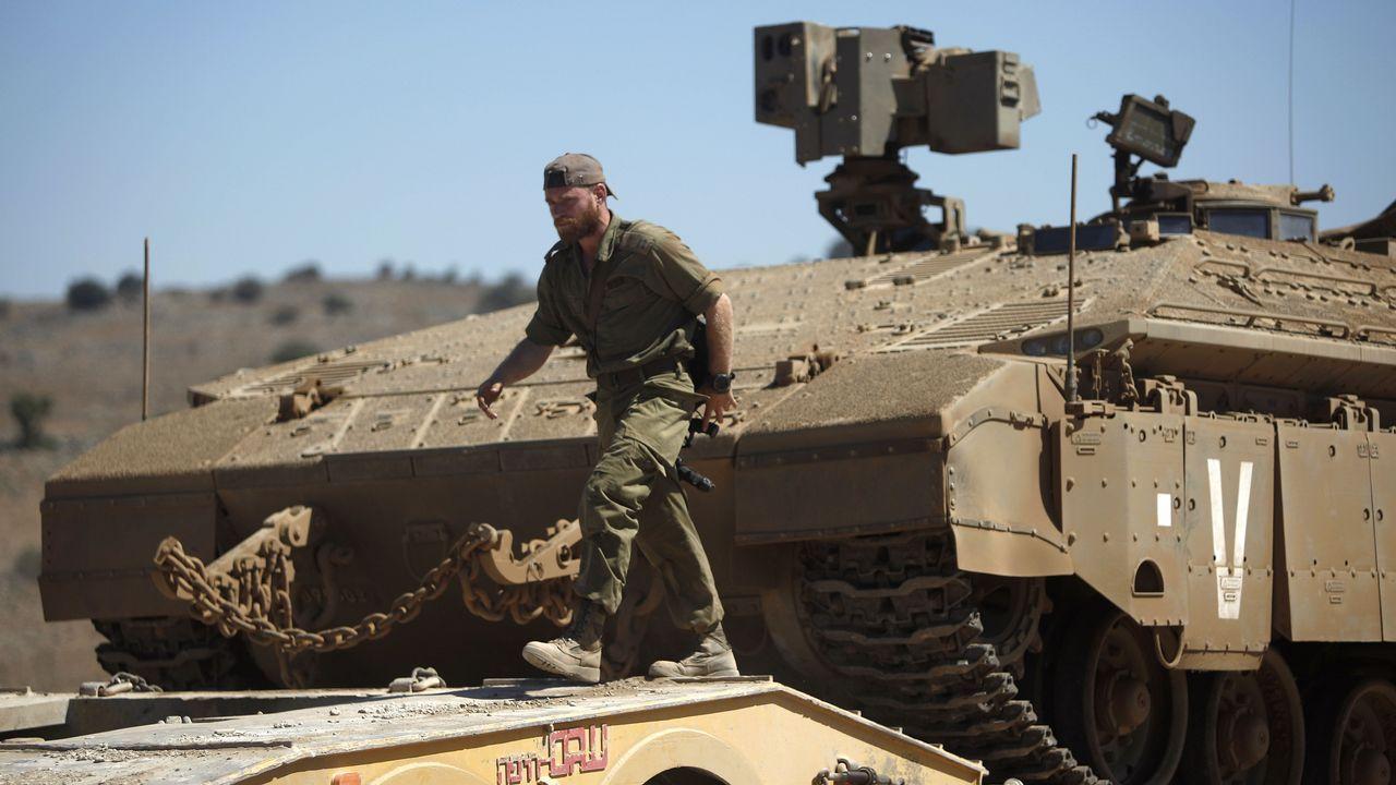 Israel bombardea una instalación militar científica en Siria
