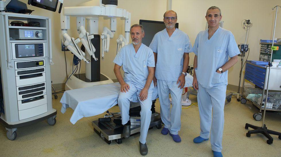 tratamientos de vanguardia para el cáncer de próstata