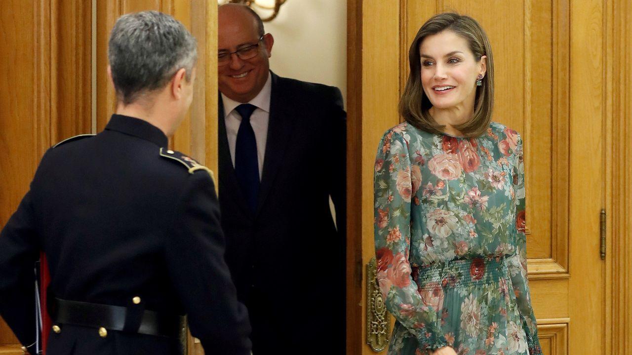 El «unió» Ortiz Letizia Corredera Que A Carlota Vestido Y 6Ygvfb7y