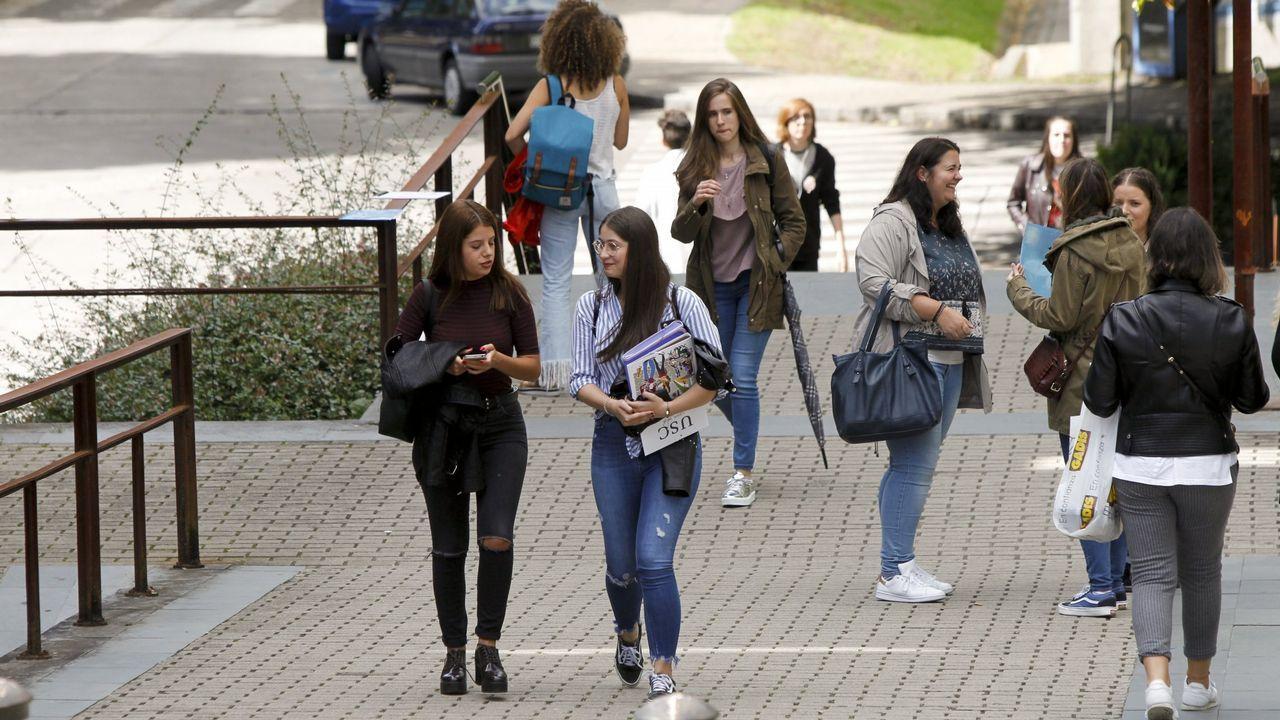Una Habitacion En El Campus Sur Cuesta El Doble Que En El Norte