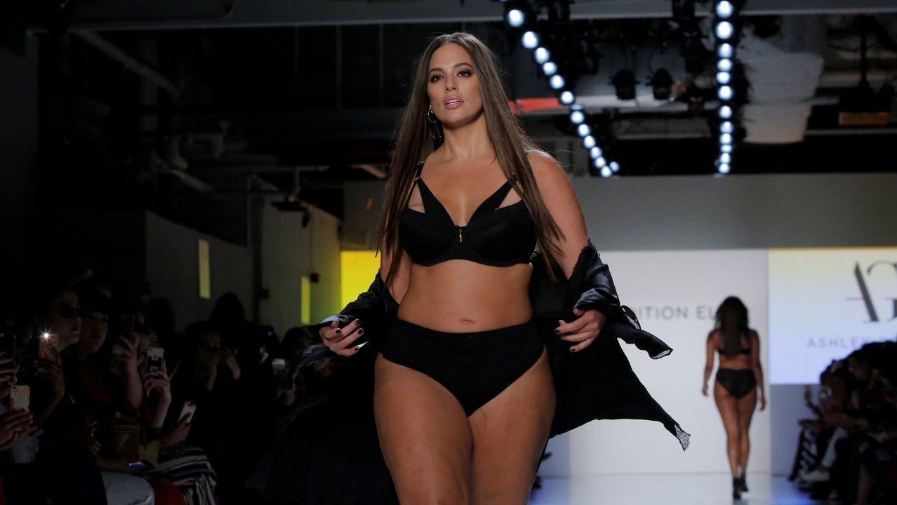 Ashley Graham Nuevo Angel De Victoria S Secret
