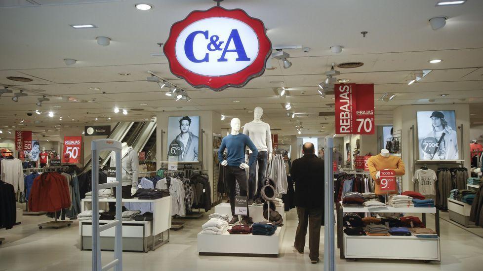 el precio más baratas gran descuento precios increibles C&A no cerrará la tienda de Cuatro Caminos