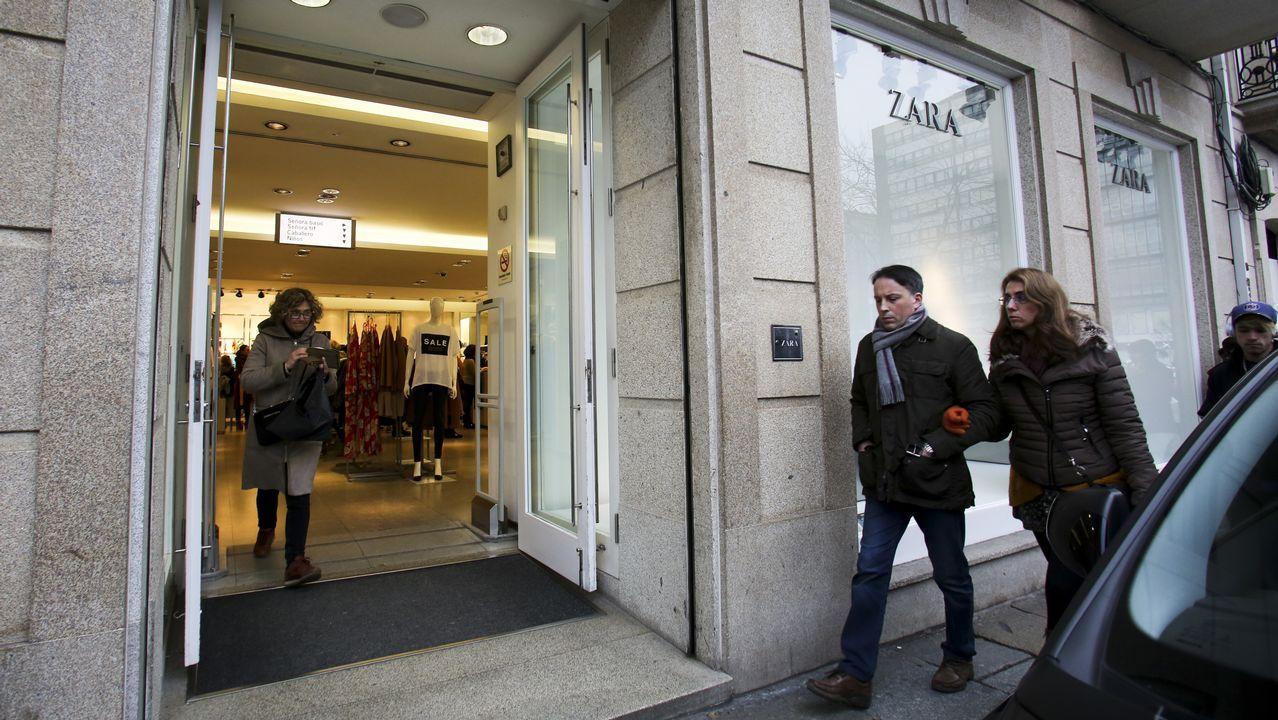 4f5bdeeaf Inditex justifica el cierre de la tienda de Zara en la ciudad por ...