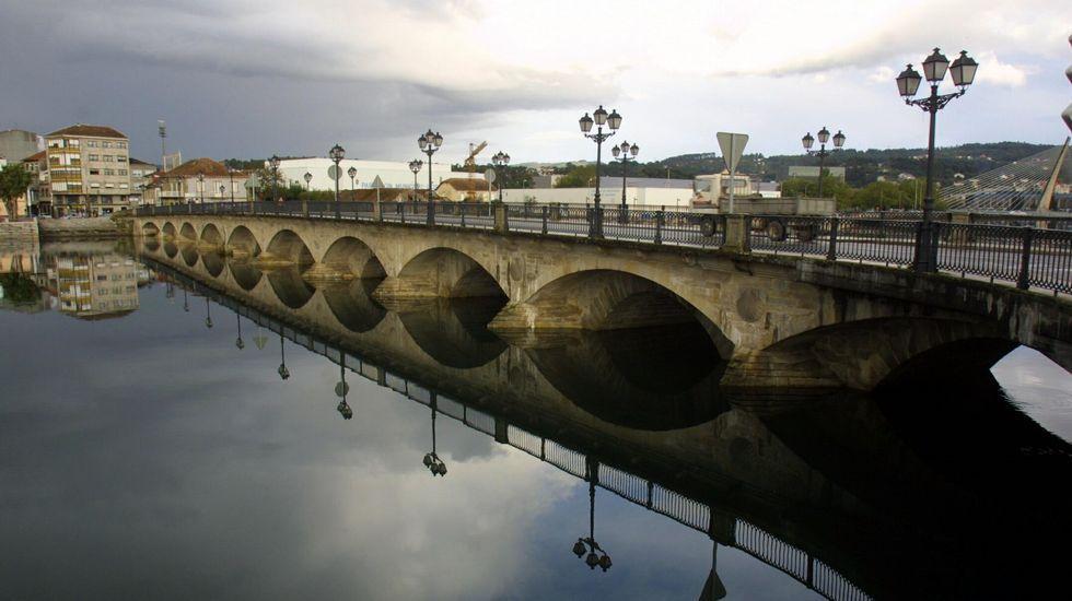 El Concello divulga la historia y futuro del puente de O Burgo