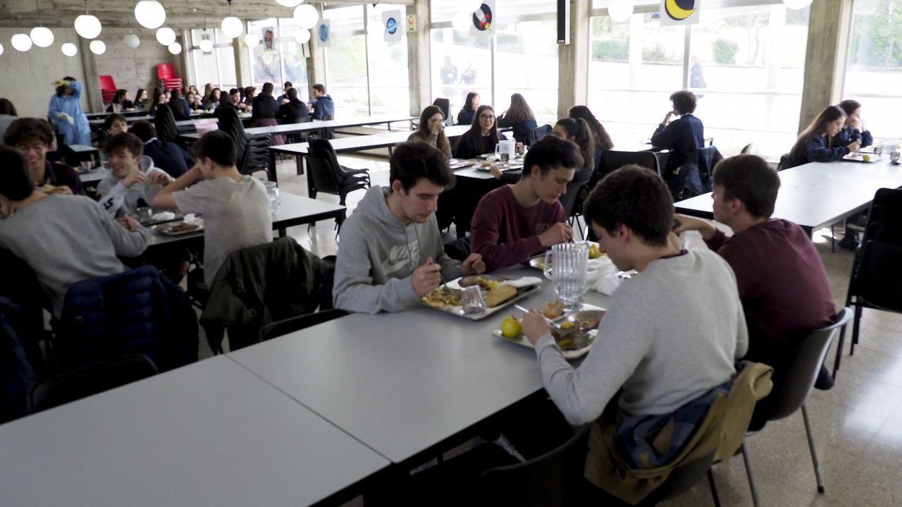 Compañía De María Y Santa María Del Mar Colegios Con La Nota De Selectividad Más Alta De A Coruña