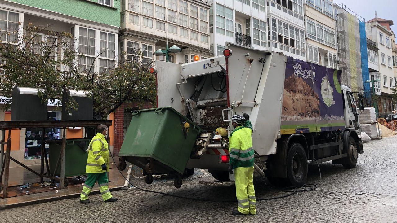 Empresas de recogida de residuos en burgos