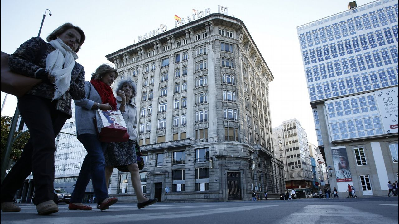 El Banco Pastor desaparece tras 242 años de historia