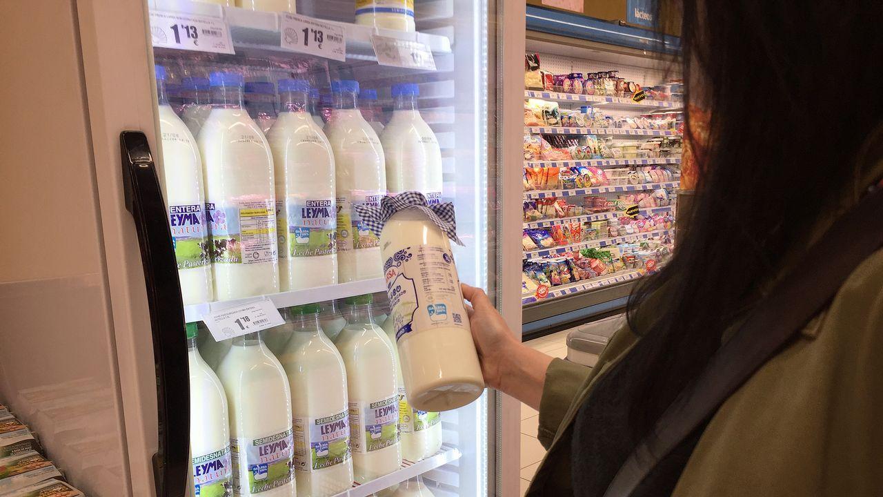 Resultado de imagen de leche fresca