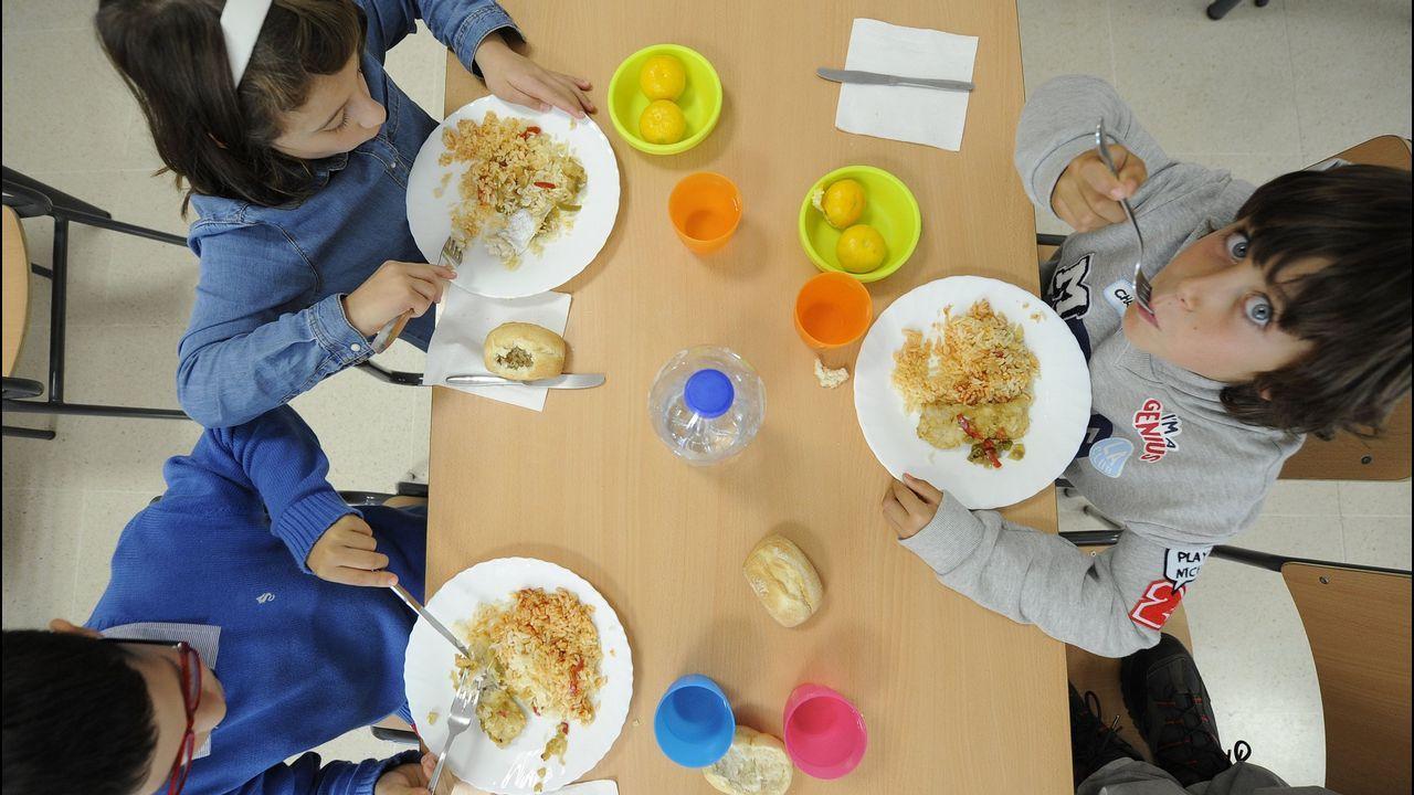 El Concello estradense convoca ayudas para comedor escolar ...