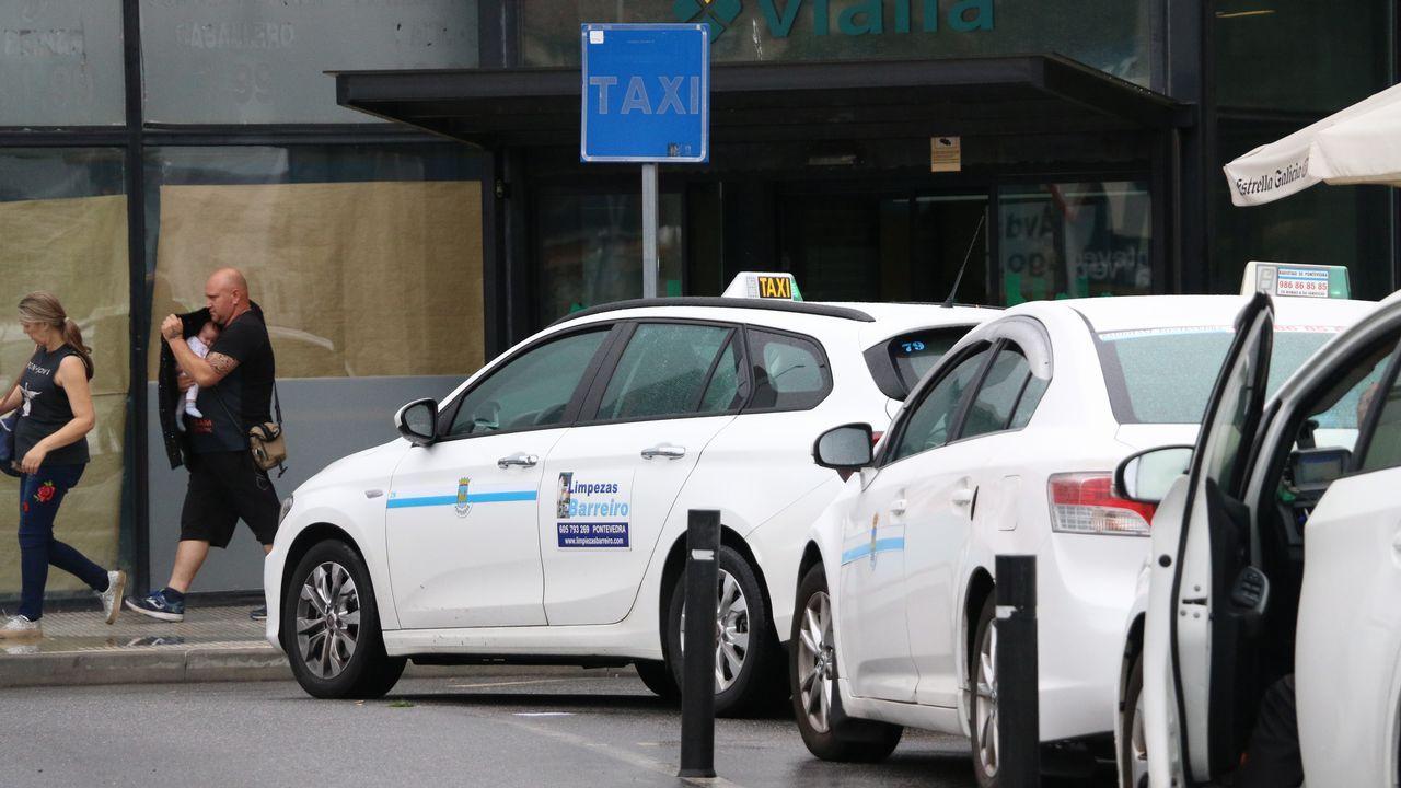 boxeo Comiendo Declaración  Empresas como Uber o Cabify nos están quitando el trabajo»
