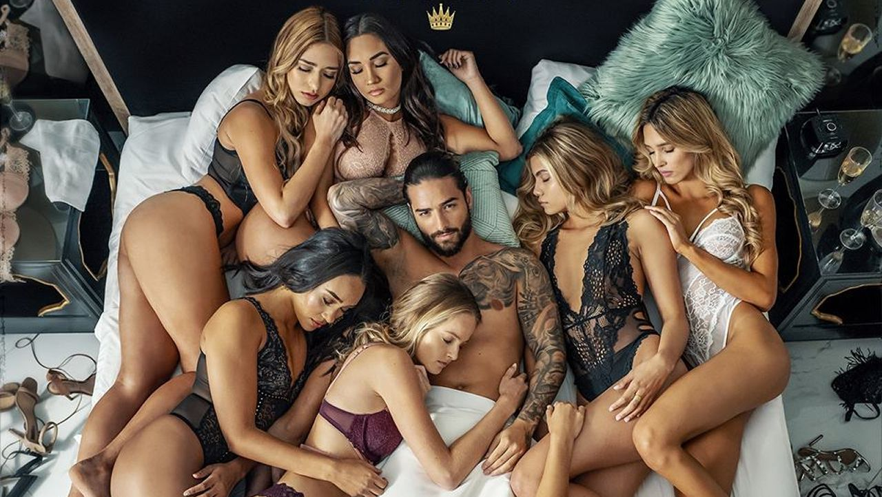 Albun Gratis De Chicas Desnudas maluma protagoniza la enésima portada pop acusada de sexista