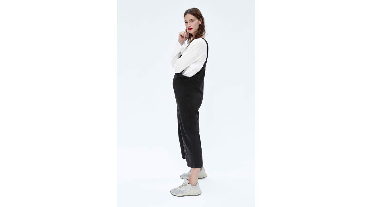 la mejor actitud 2efdc 4da4c Zara lanza una colección premamá: ropa para embarazadas que ...
