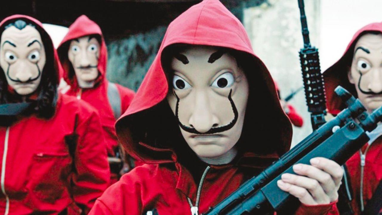 1653e608785 Sabrías escapar de «La casa de papel»? Vete buscando el mono rojo