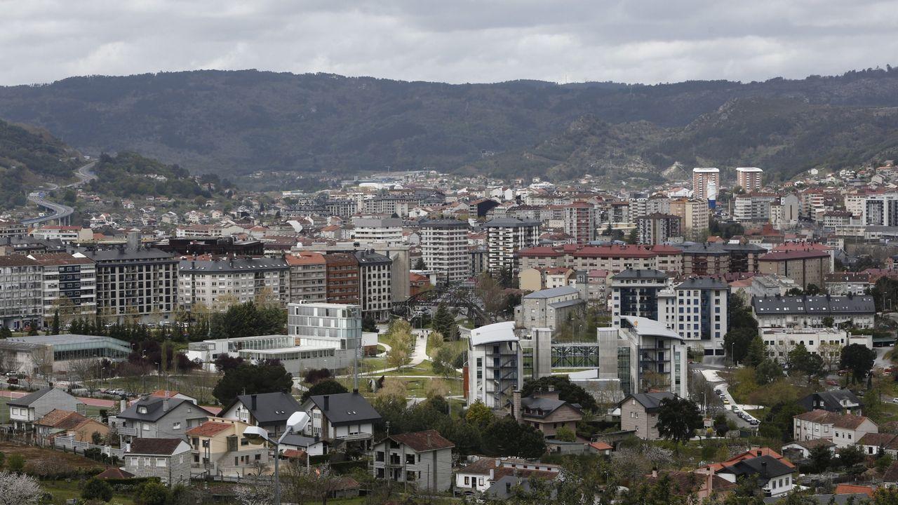 Ourense Será En El 2019 La Capital De Provincia Con El Ibi