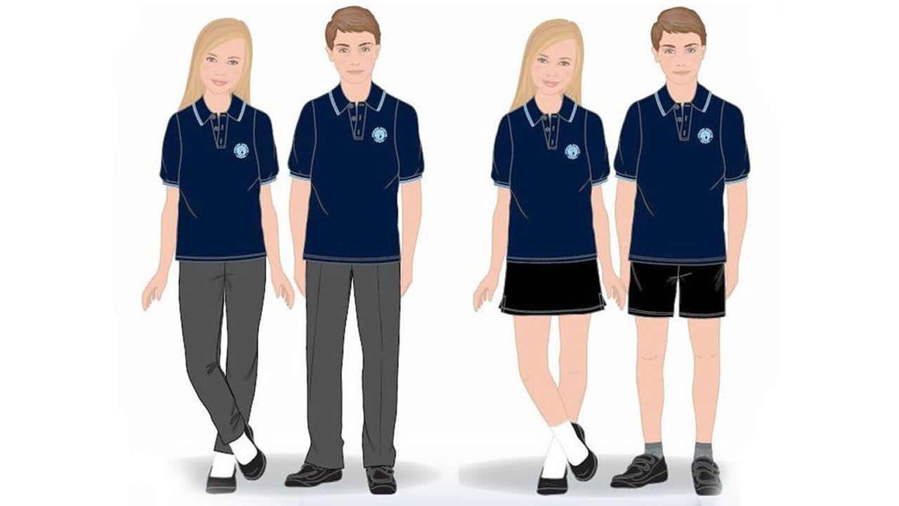 4fa91fe03 El primer cole que implantó el uniforme escolar neutro
