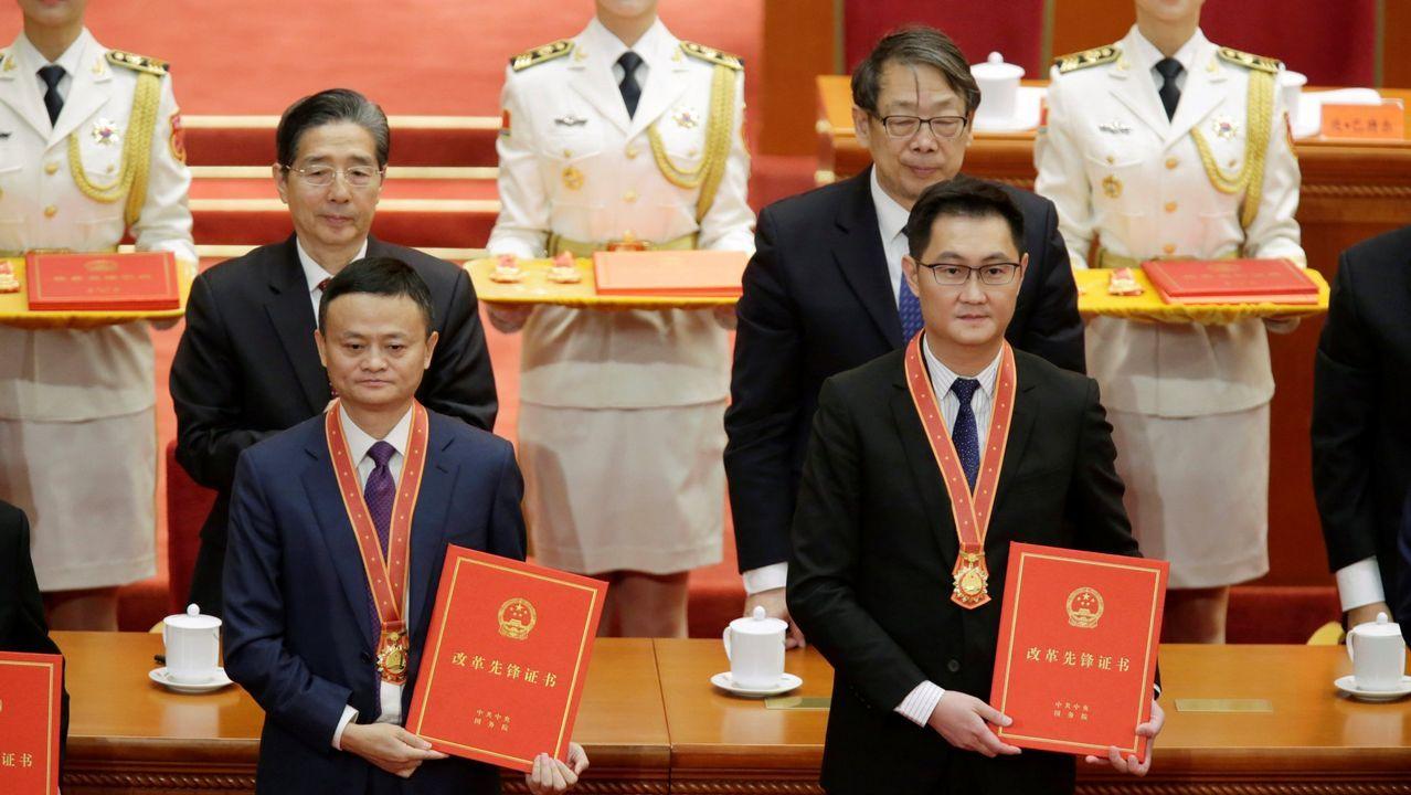 Los buenos, y ricos, comunistas chinos