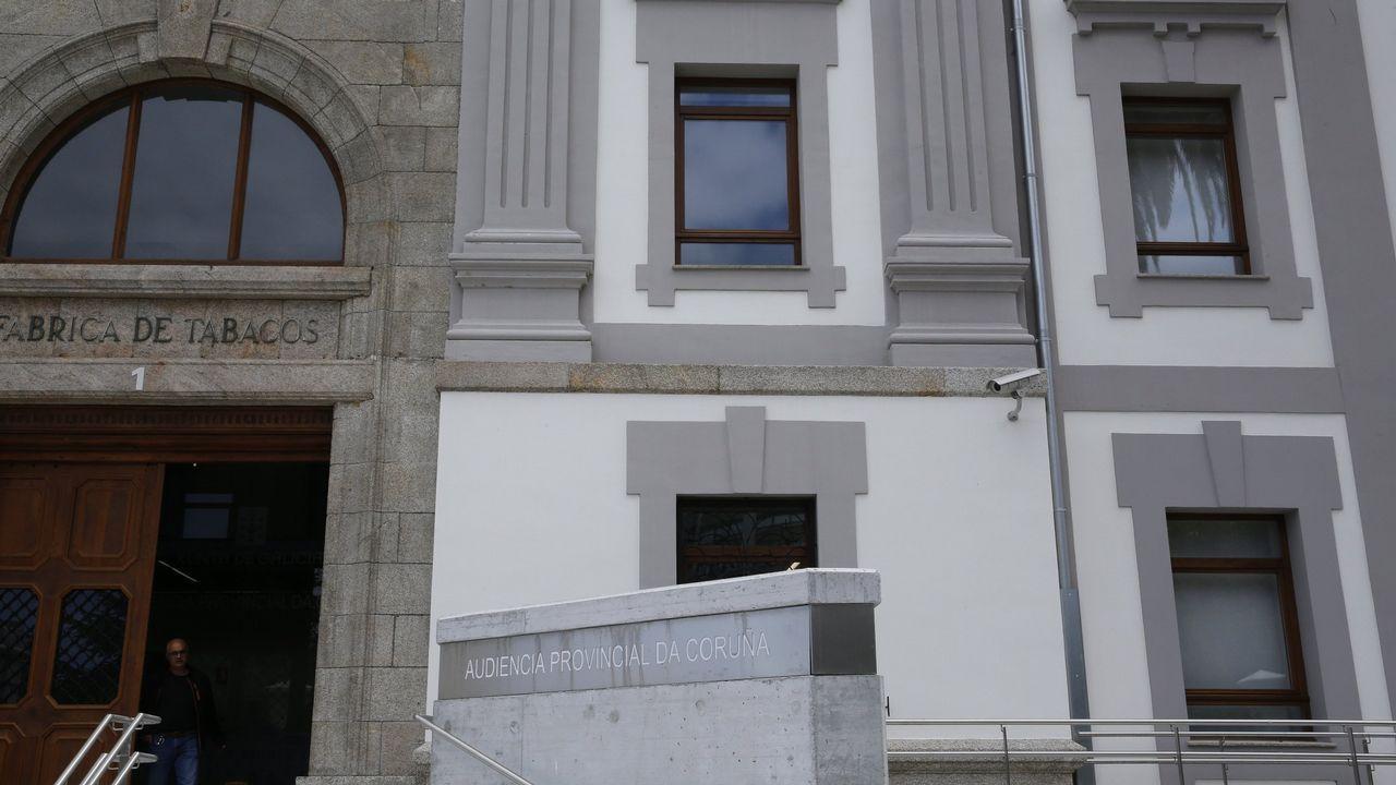 La Xunta llevará a cabo el expurgo de los archivos judiciales