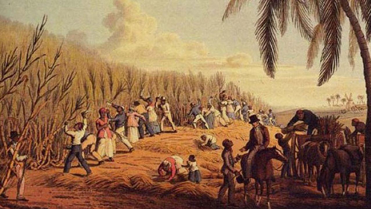 1854: embarcan en Vigo los esclavos