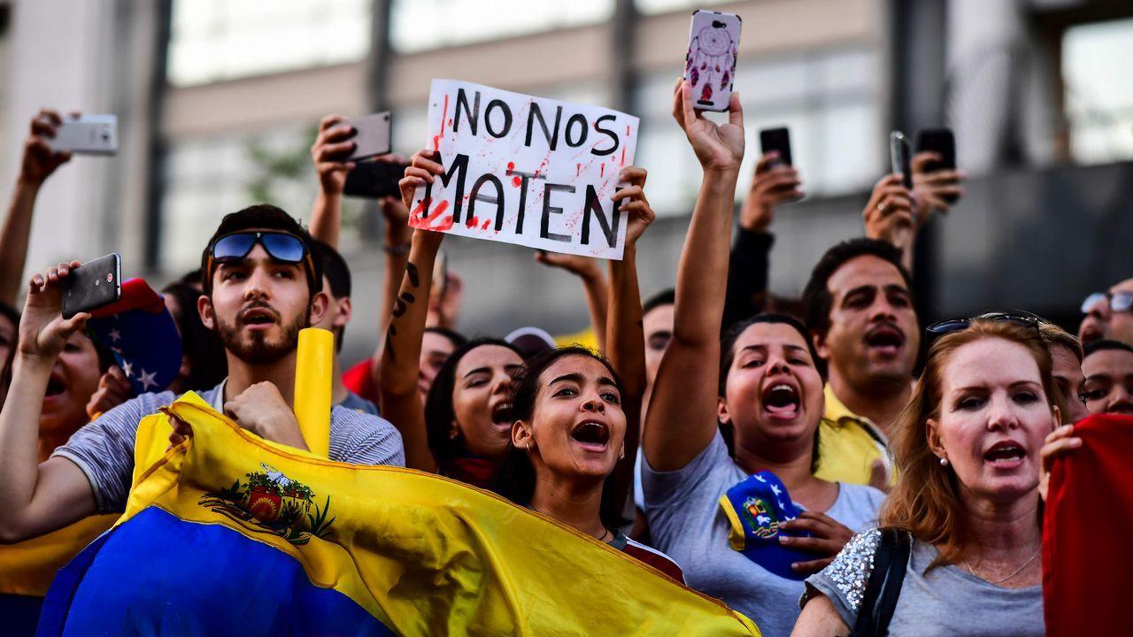 Resultado de imagen para venezuela muertos