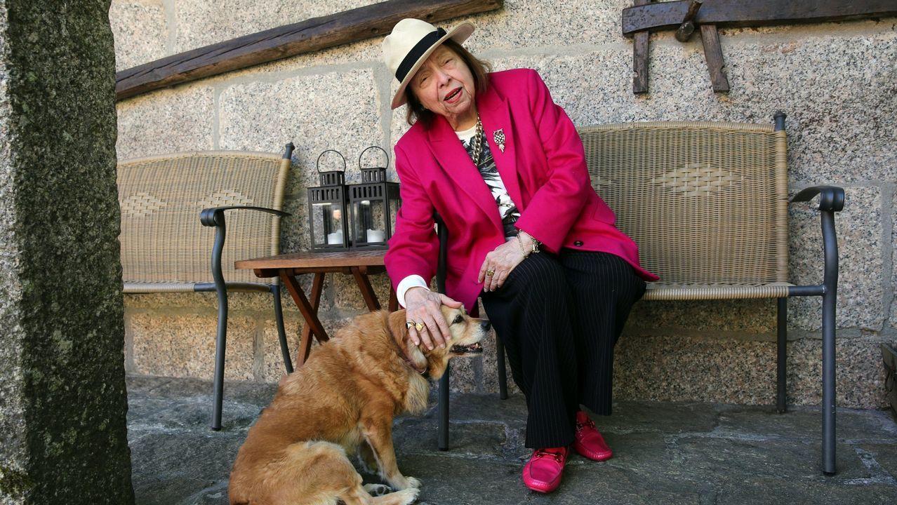 Nélida Piñon se siente mujer gallega