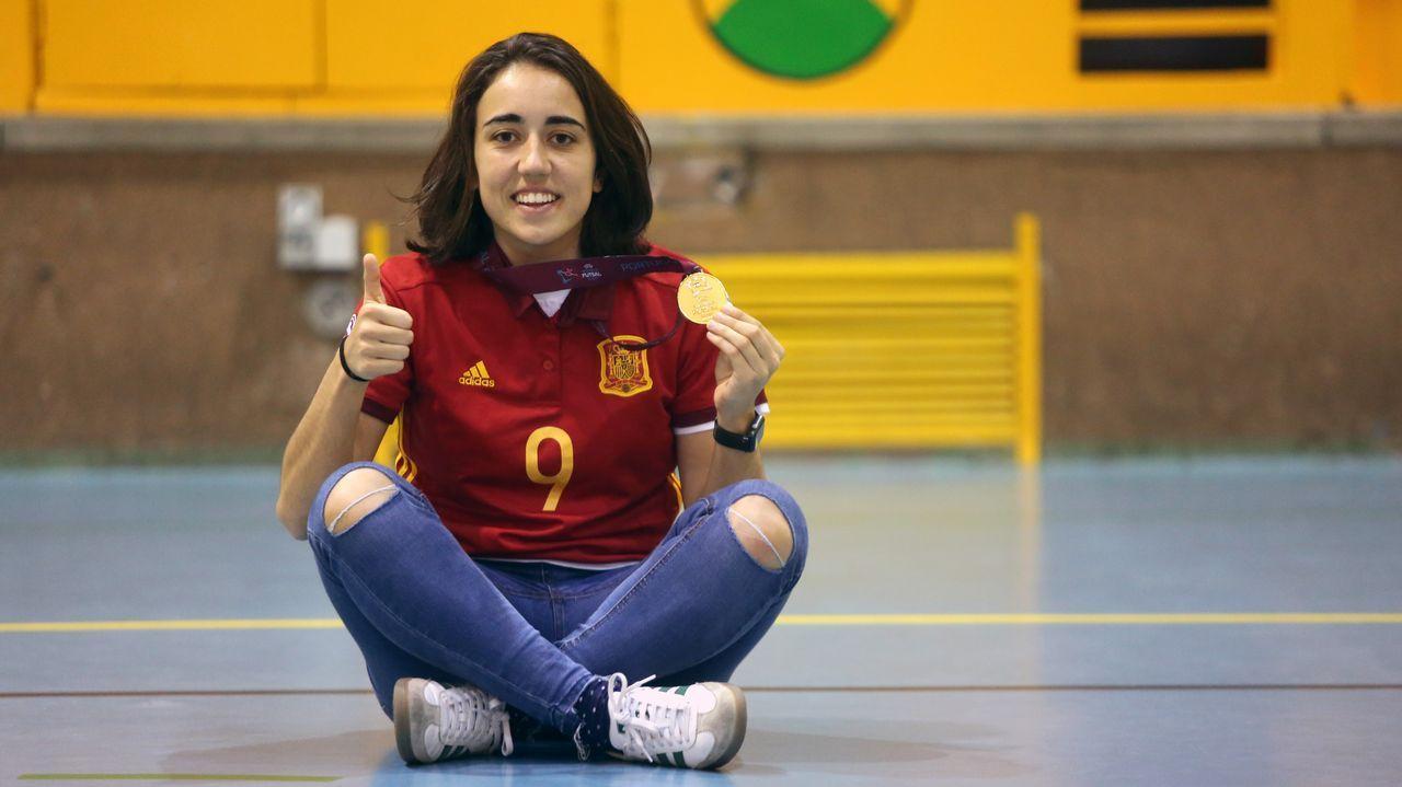 Vanessa Sotelo: «El título europeo es un espejo para las niñas que empiezan»