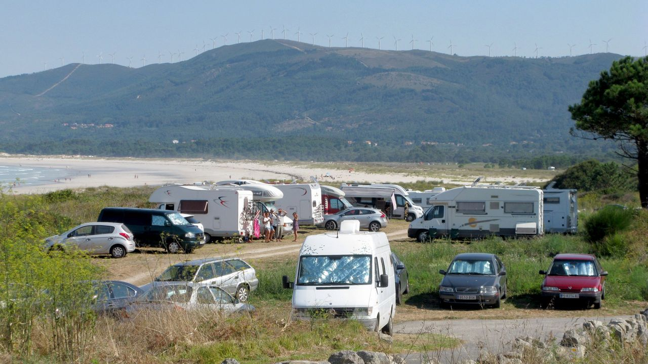 Costas Y Xunta Estrechan El Cerco Sobre Las Caravanas Y