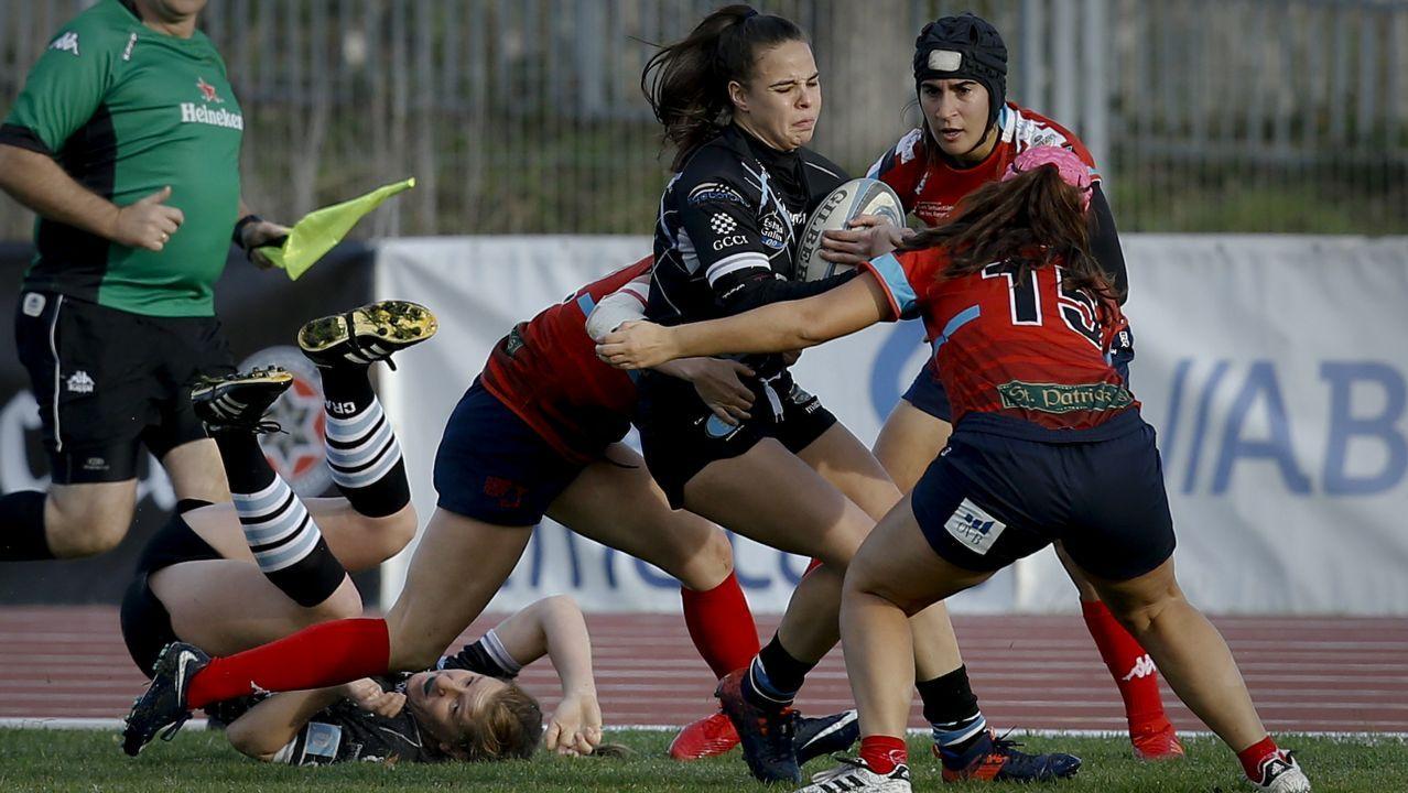 La Federación Española De Rugby Relega La Final Femenina A
