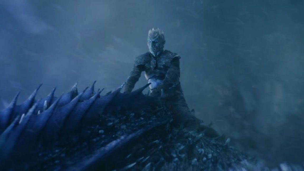 El Rey de la Noche dará la gran sorpresa en «Juego de tronos»