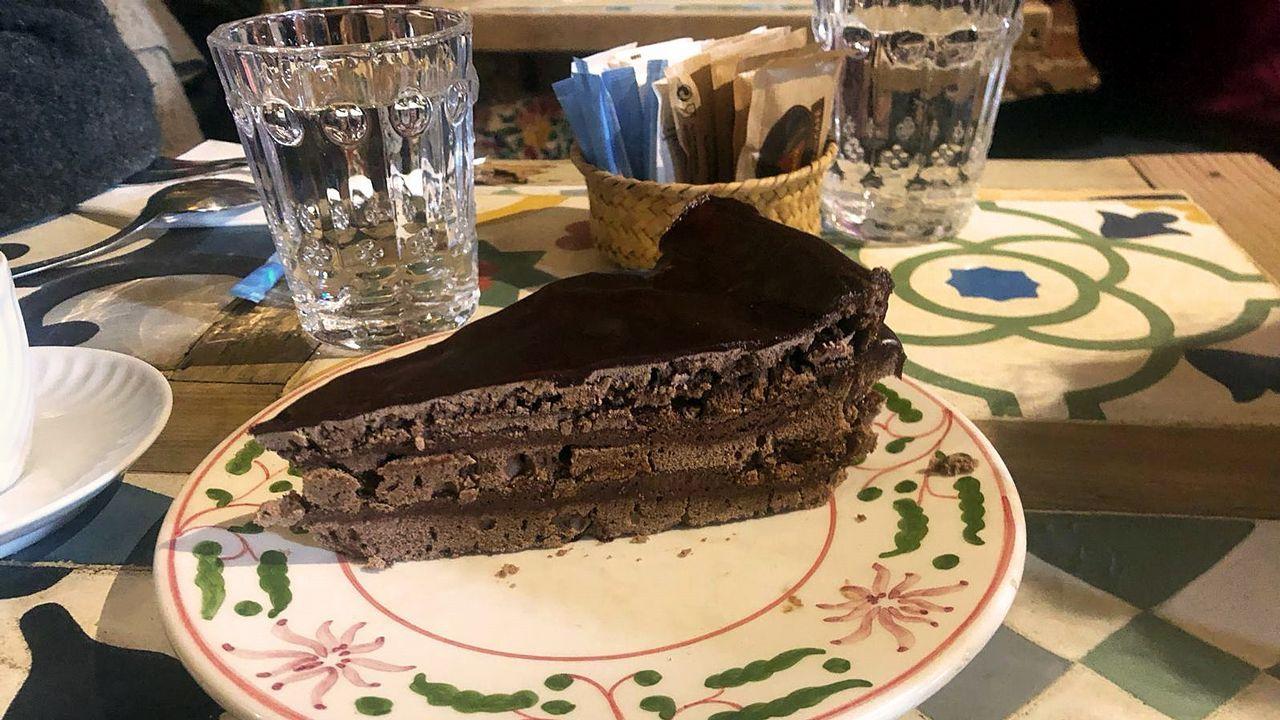 Examen A La Mejor Tarta De Chocolate Del Mundo