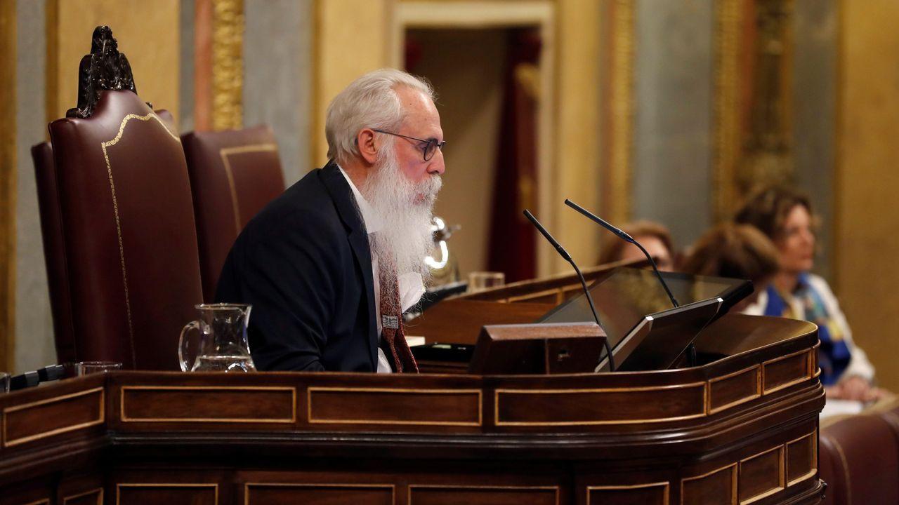 [XIII Legislatura] Sesión constitutiva del Congreso Efe_20190521_083701104