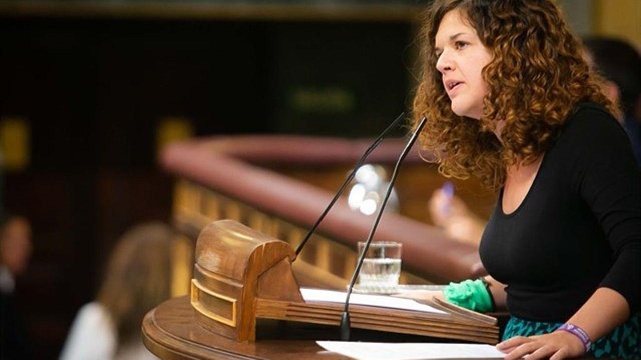 Sofía Castañón diputada