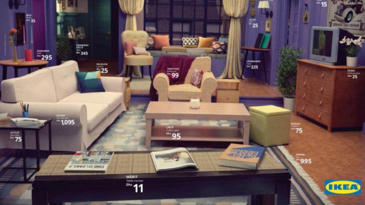 Ikea recrea en su catálogo los salones de «Stranger things